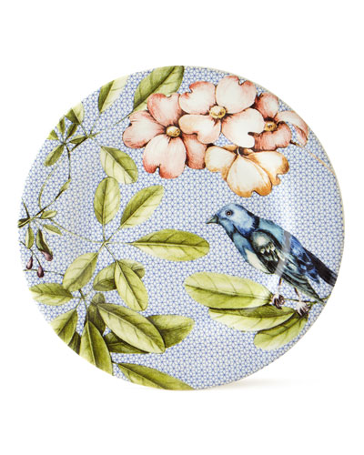 Set of 4 Belle Botanica Side Plates