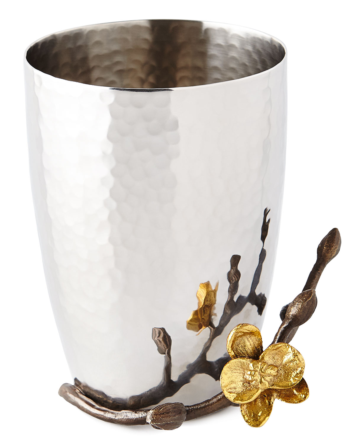 Michael Aram Clothing GOLD ORCHID TOOTHBRUSH HOLDER