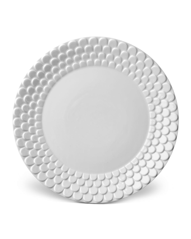 L'objet Dinnerwares AEGEAN WHITE DINNER PLATE