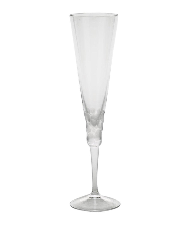 Pebbles Champagne Flute