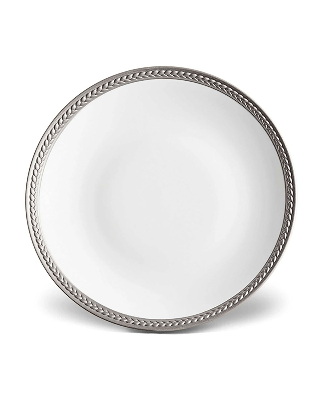 L'objet Dinnerwares SOIE TRESSEE BREAD & BUTTER PLATE
