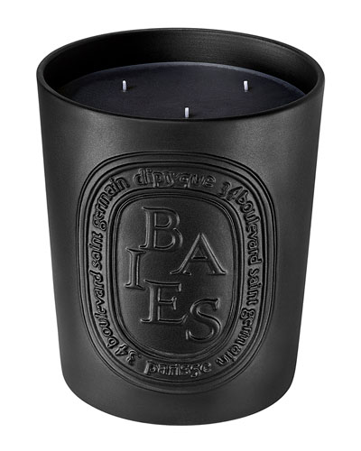 Baies 600g 3-Wick Candle