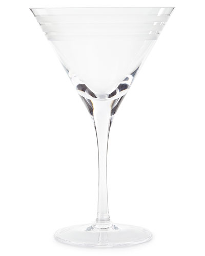 Madison Martini Glass
