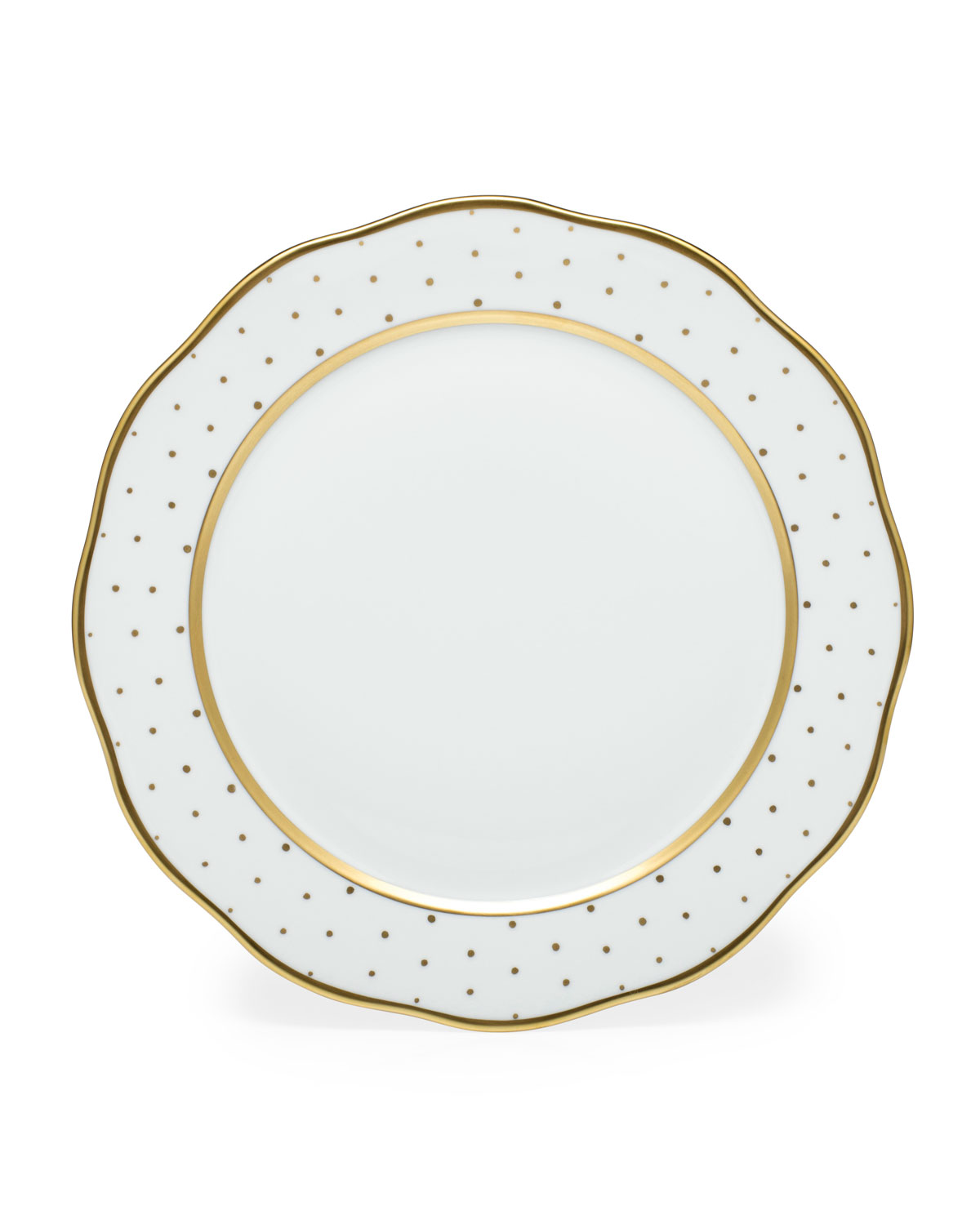 Herend Dinnerwares CONNECT THE DOTS CHARGER PLATE