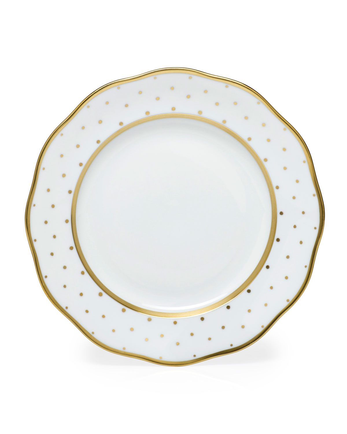 Herend Dinnerwares CONNECT THE DOTS DESSERT PLATE