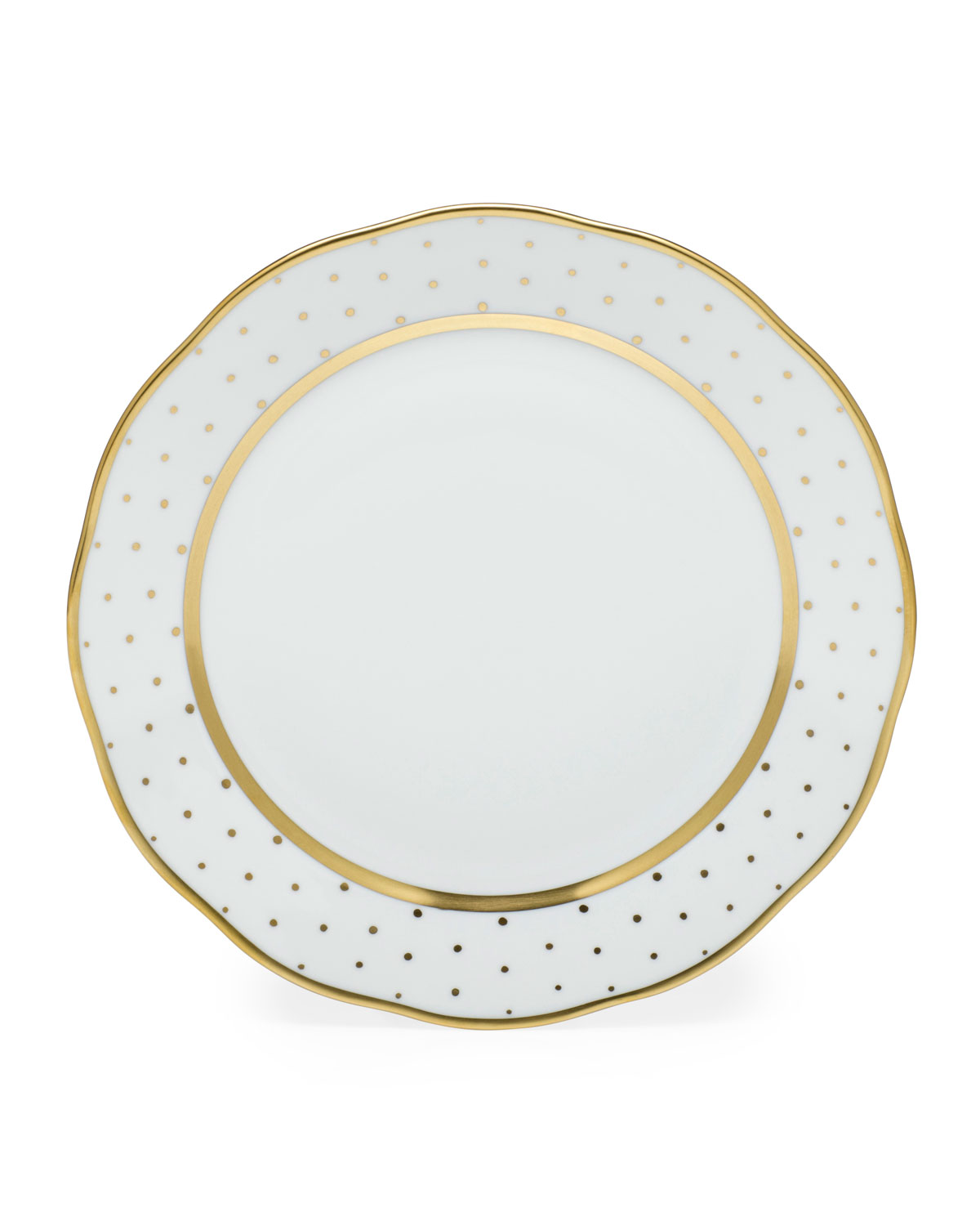 Herend Dinnerwares CONNECT THE DOTS DINNER PLATE