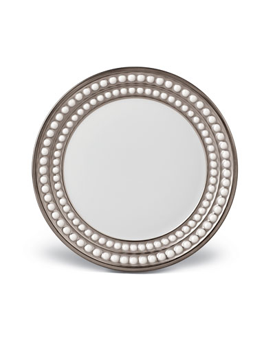 Perlee Platinum Bread and Butter Plate