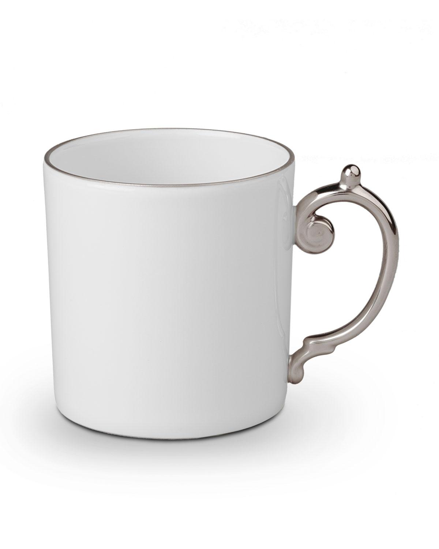 L'objet Drinkwares AEGEAN PLATINUM MUG