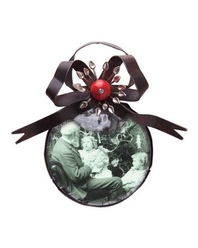 Treeblessing Frame Christmas Ornament