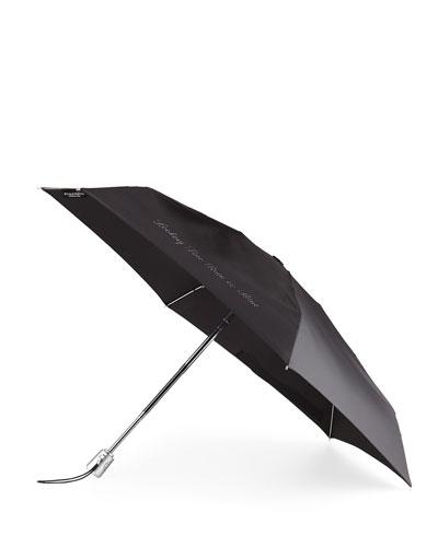 Looking Fine Rain or Shine Original Mini Compact Umbrella