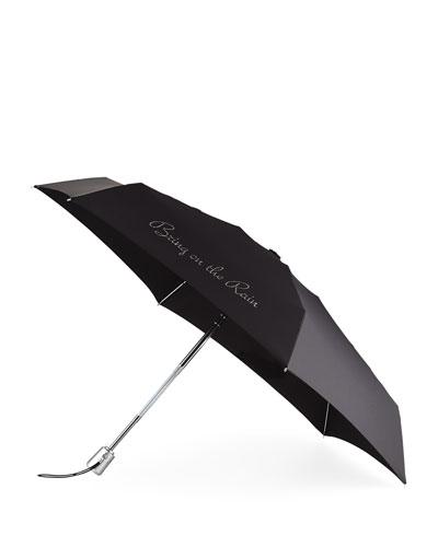 Bring on the Rain Original Mini Compact Umbrella