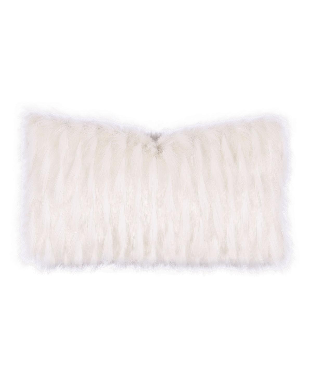 Luxe Rectangle Decorative Pillow