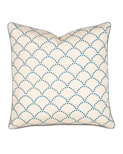 Eastern Accents Charleston Decorative Square Pillow