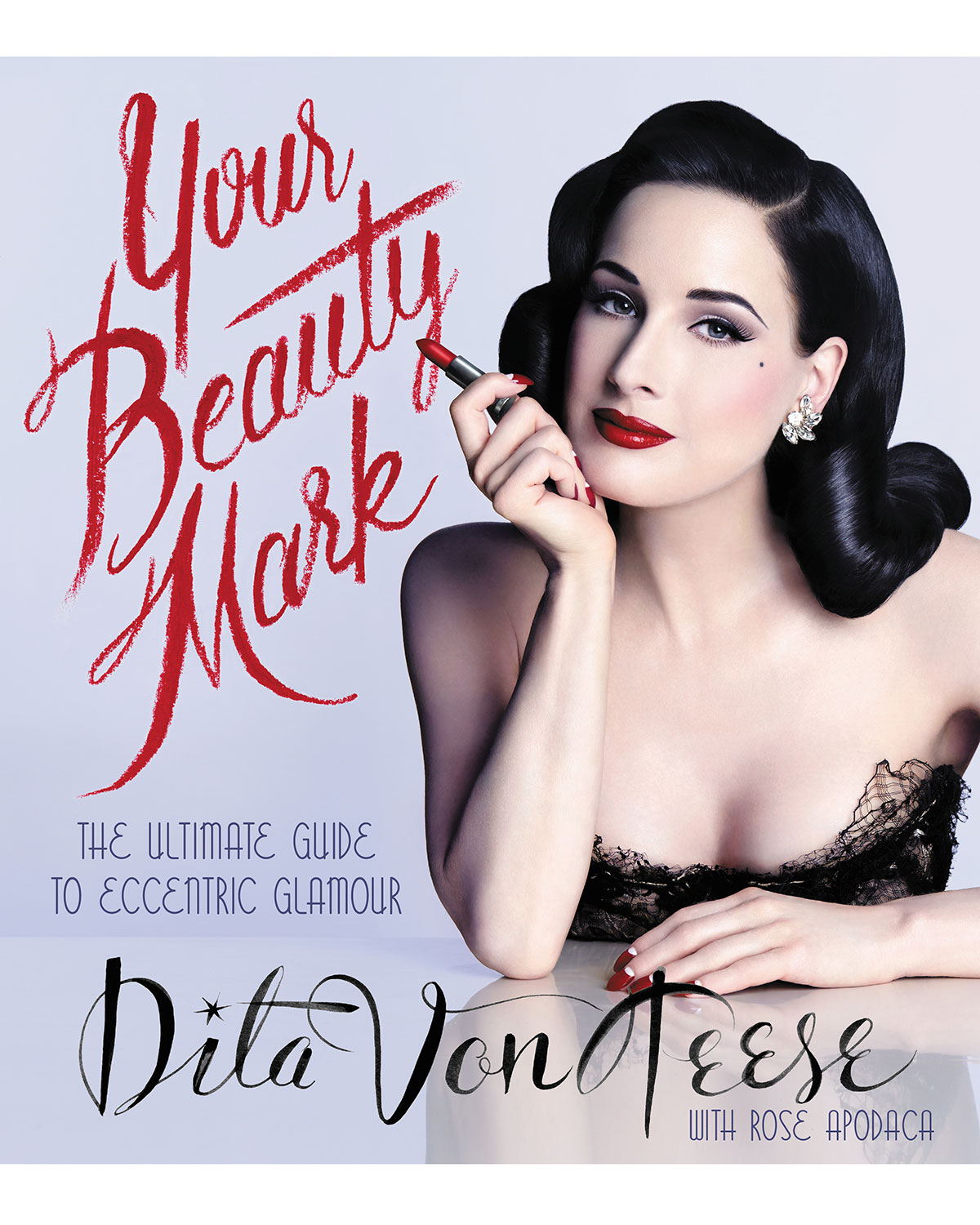 Your Beauty Mark Book