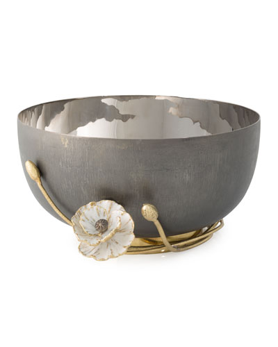 Michael Aram Anemone Large Bowl