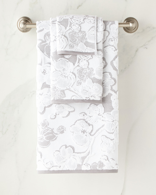 Michael Aram Towels ORCHID BATH TOWEL
