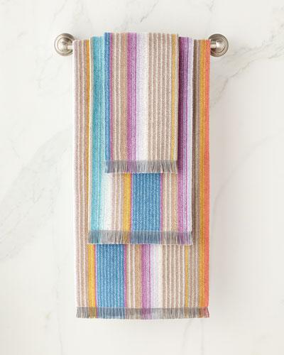 Viviette Hand Towel