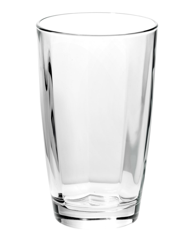 Vietri Clothing OPTICAL CLEAR HIGH BALL GLASS