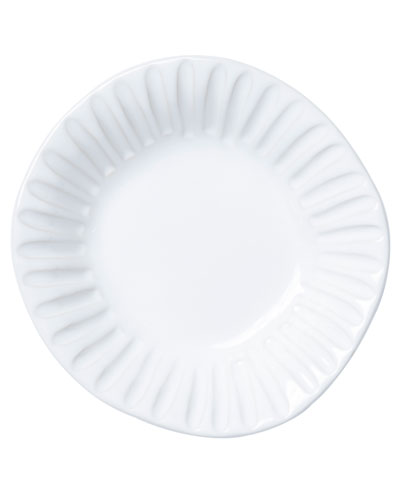 Incanto Stone Stripe Pasta Bowl, White