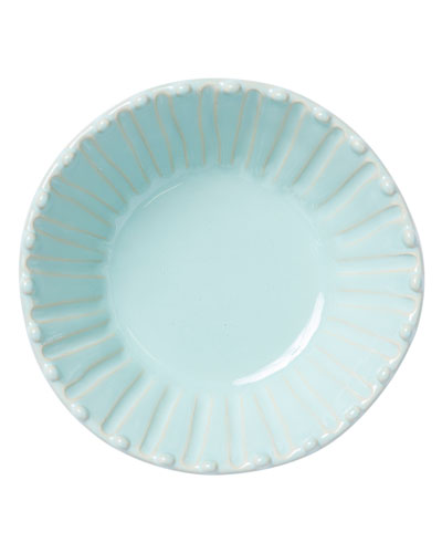 Incanto Stone Stripe Cereal Bowl, Aqua