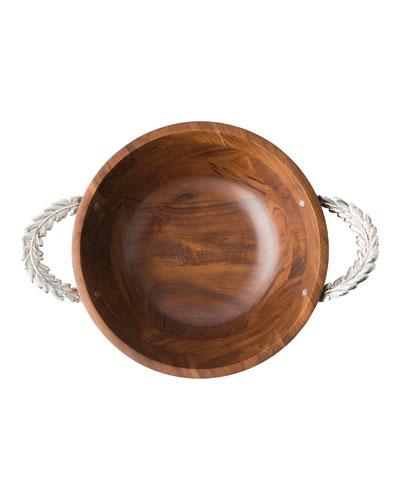 Merriam Handled Serving Bowl