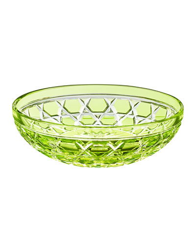 Royal Small Bowl, Chartreuse