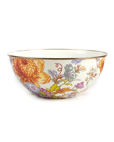 Flower Market Large Everyday Bowl