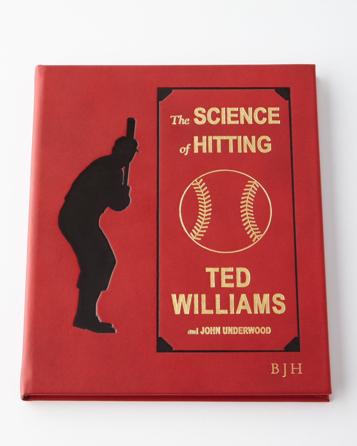 "Graphic Image THE SCIENCE OF HITTING"" BOOK BY TED WILLIAMS AND JOHN UNDERWOOD"""