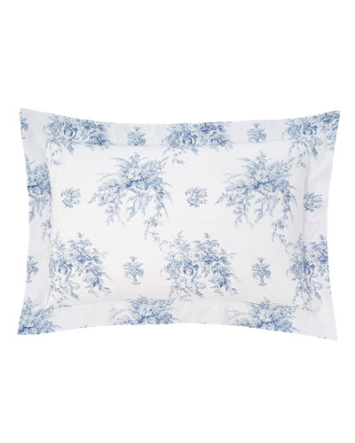 Evanescence 200 Thread Count Toile King Sham
