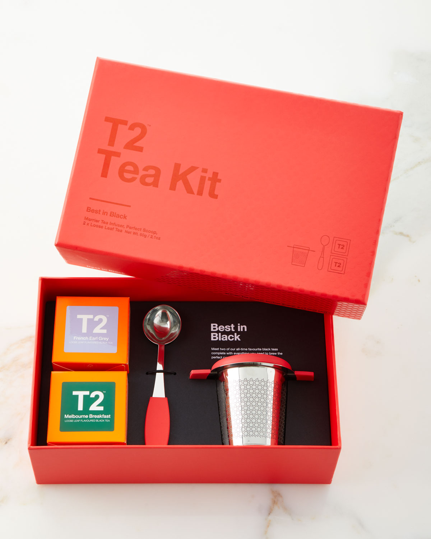 T2 Best in Black Tea Kit