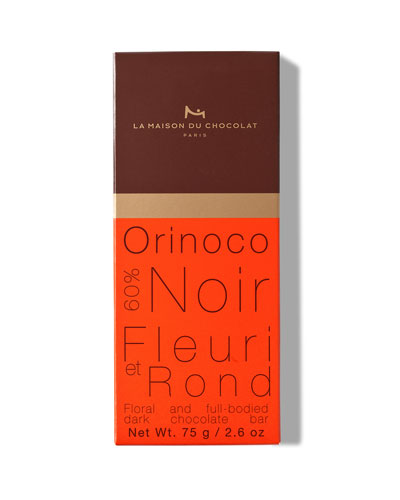 La Maison Du Chocolat Dark Chocolate Orinoco Bar