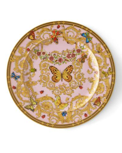 1996 Le Jardin de Versace Dessert Plate
