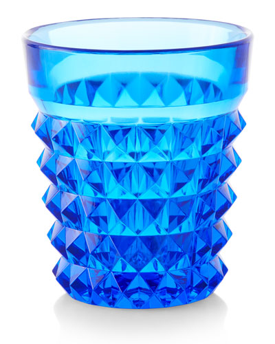 Palazzo Acrylic Tumbler, Blue