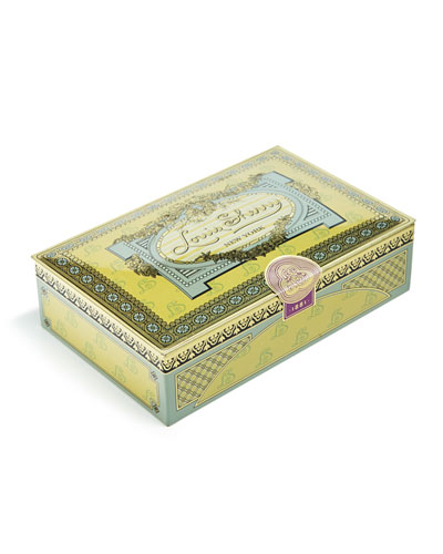 Vintage 1881 12-Piece Assorted Chocolate Truffle Tin