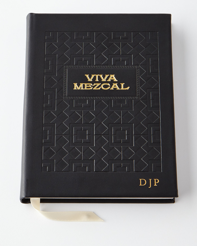 "Graphic Image VIVA MEZCAL"" COCKTAIL RECIPE BOOK"""