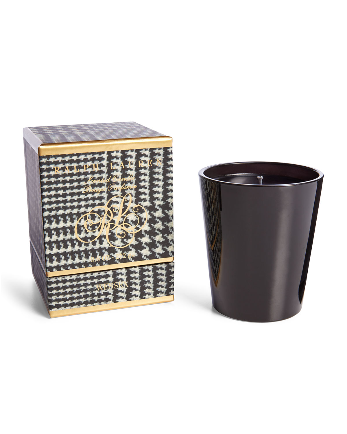 Ralph Lauren Home Candles WESSEX SINGLE-WICK CANDLE