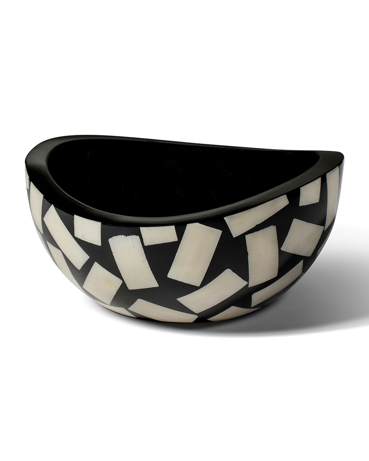 Ladorada Dinnerwares BONE DOMINO BOWL