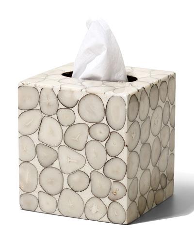 Tagua Tissue Box Cover