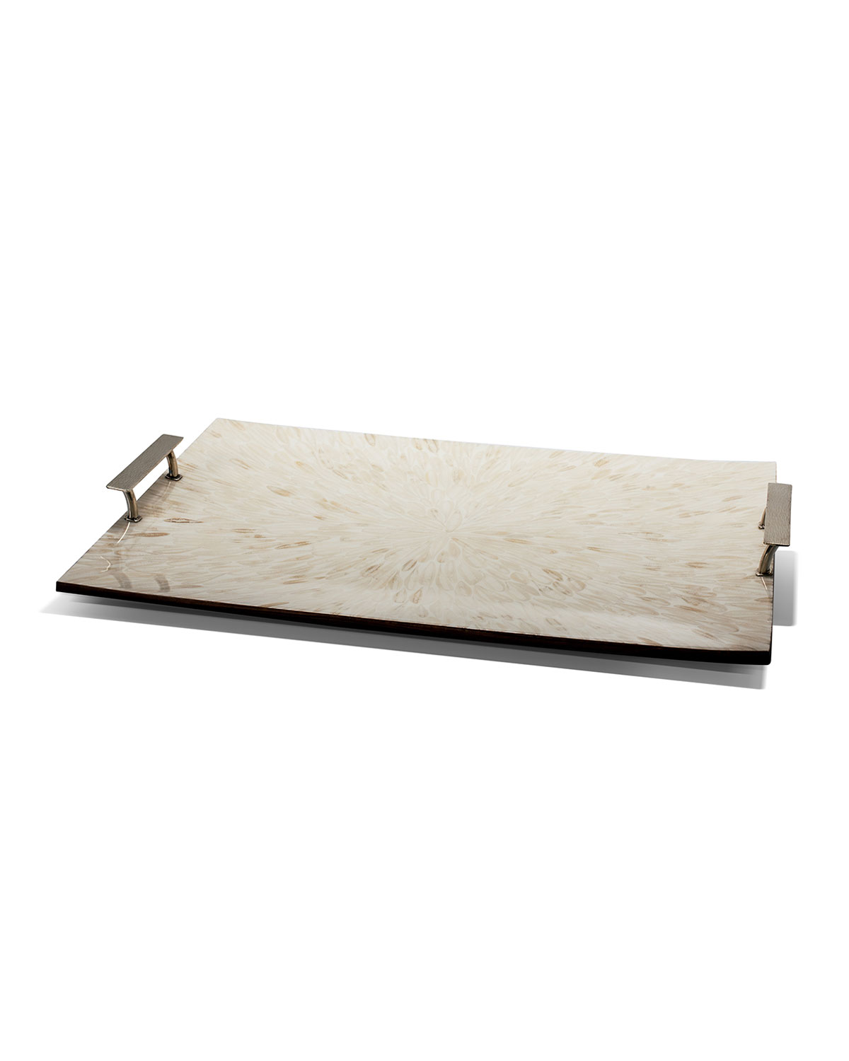 Ladorada LIGHT ALMENDRO LARGE TRAY