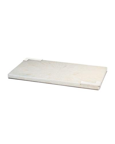Light Almendro Small Serving Board