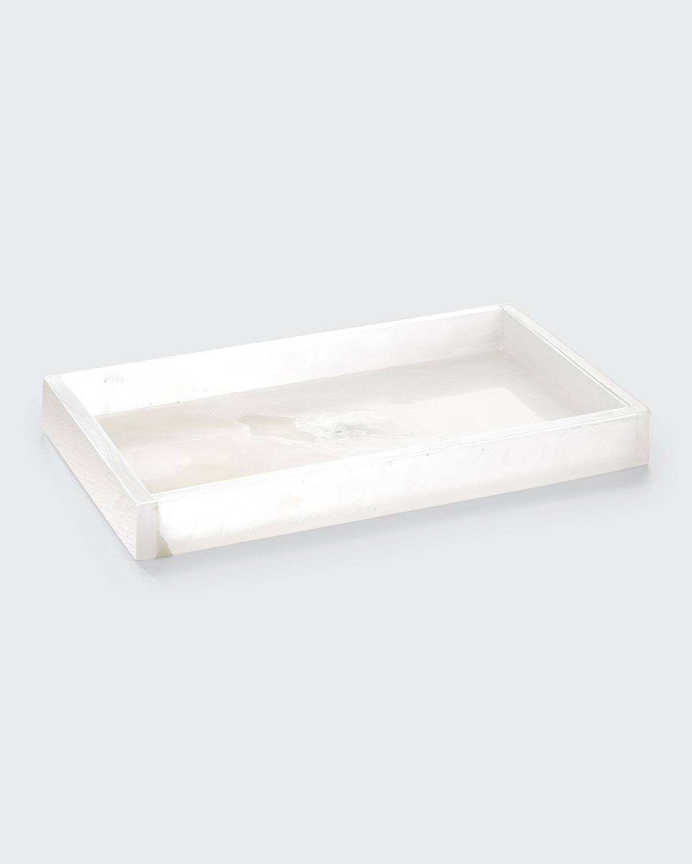 Labrazel HIELO WHITE ONYX TRAY