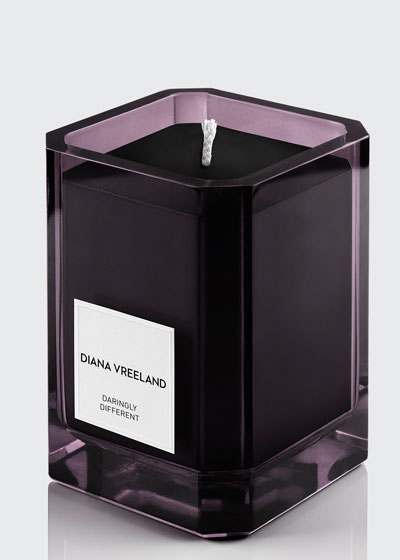 Daringly Different Candle