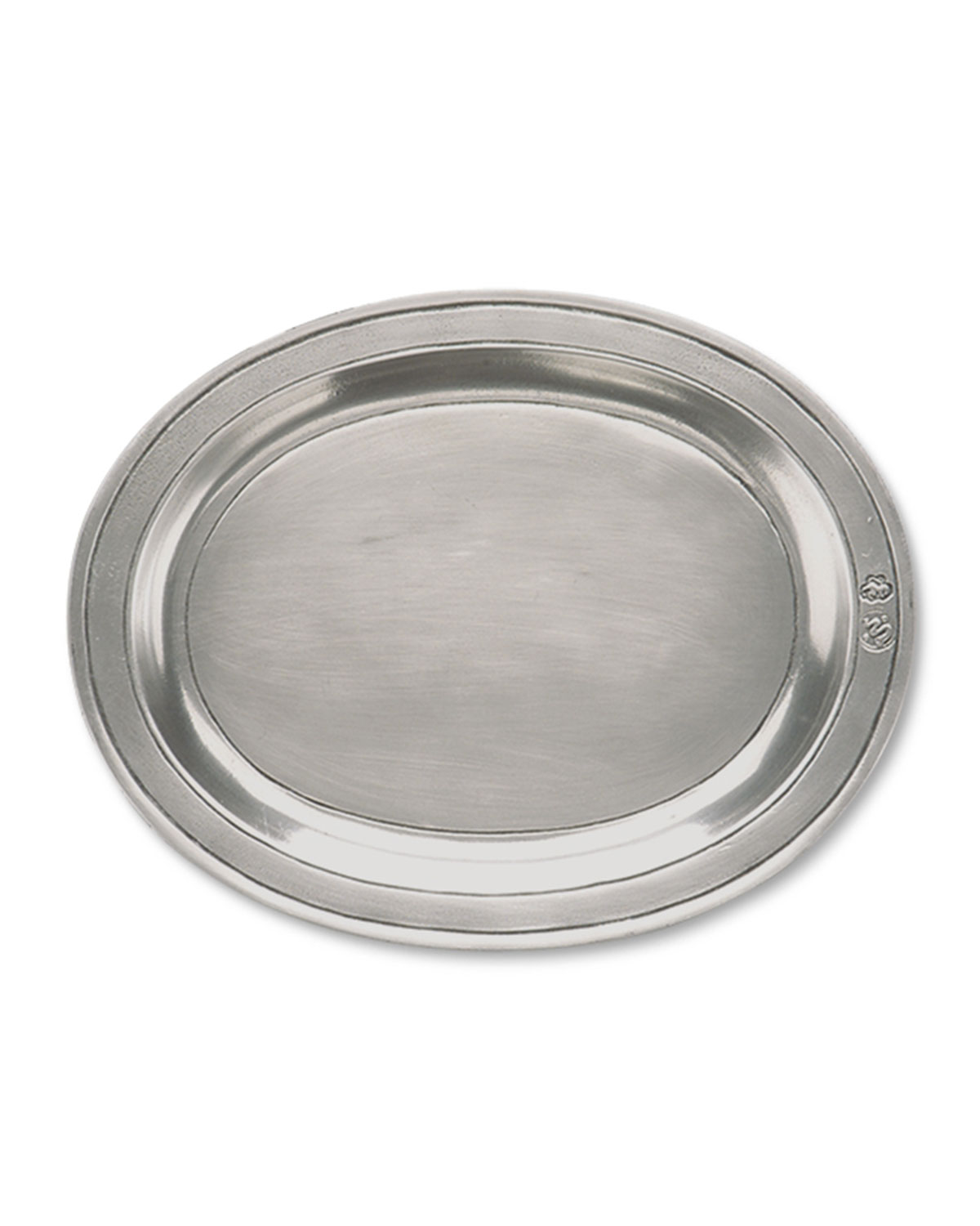 Match Clothing SMALL OVAL INCISED TRAY
