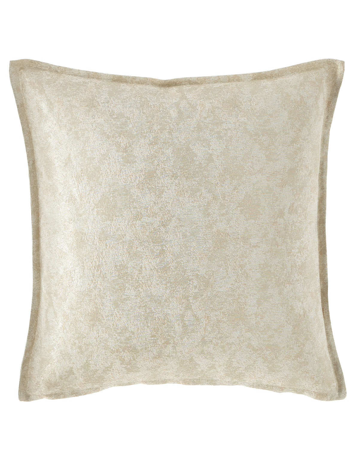 Fino Lino Linen & Lace Pillows LUXE THROW PILLOW