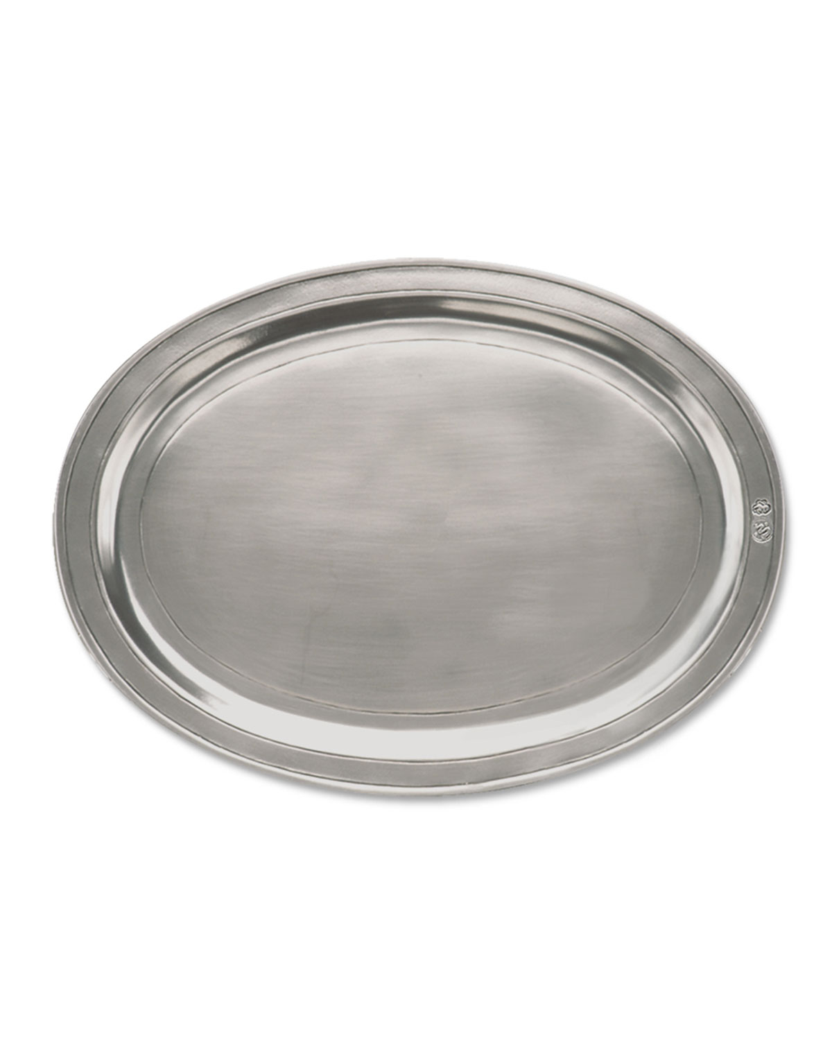Match Clothing MEDIUM OVAL INCISED TRAY