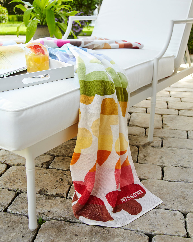 Missoni Towels JAMELIA BEACH TOWEL