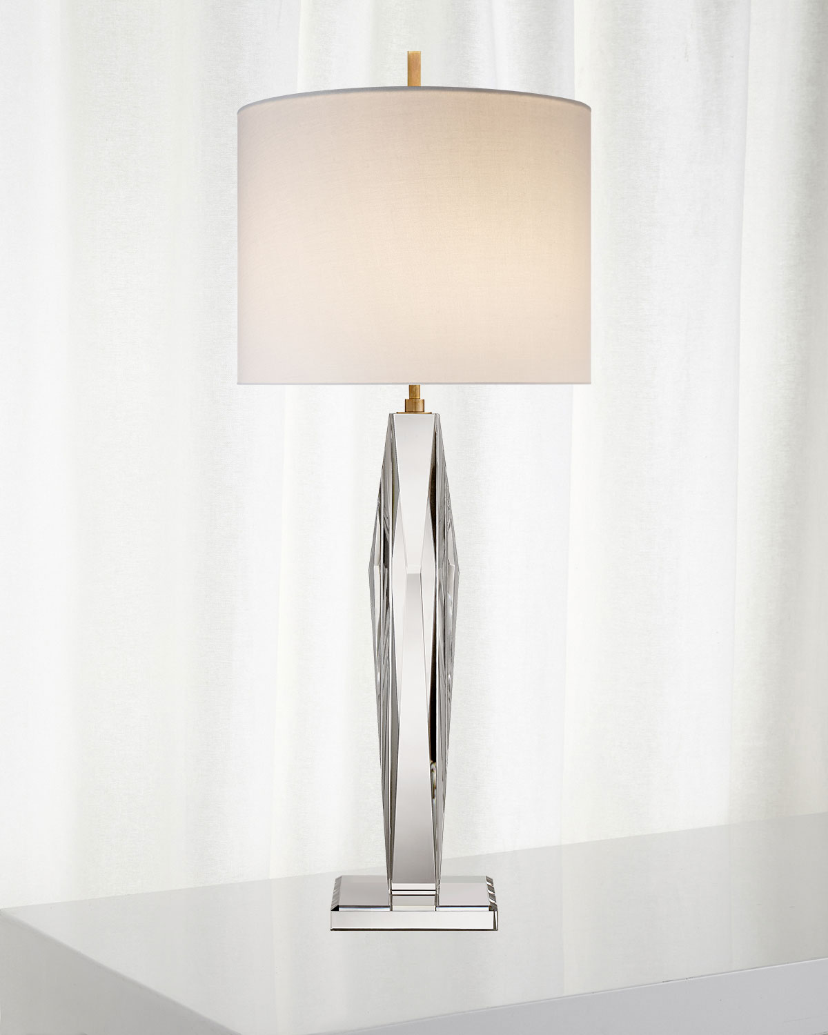 Kate Spade CASTLE PEAK NARROW TABLE LAMP