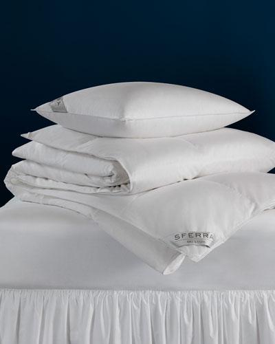 600-Fill European Down Soft King Pillow