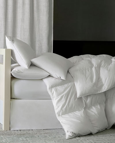 800-Fill European Down Light Queen Pillow