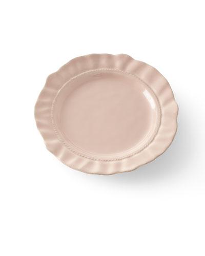Juliska Madeleine Petal Pink Salad Plate